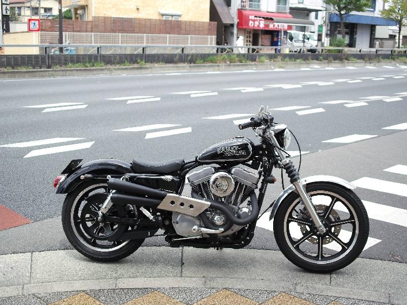 '05 XL883L