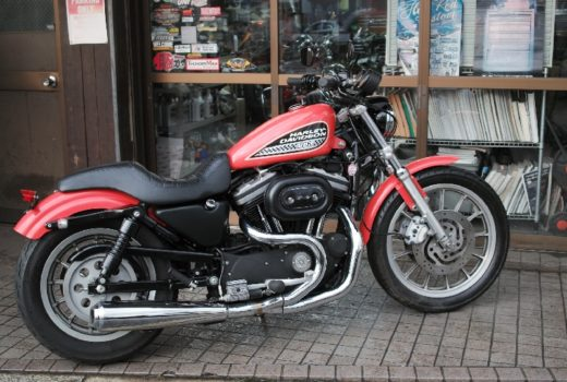 中古車 '02 XL883R  SOLD OUT!