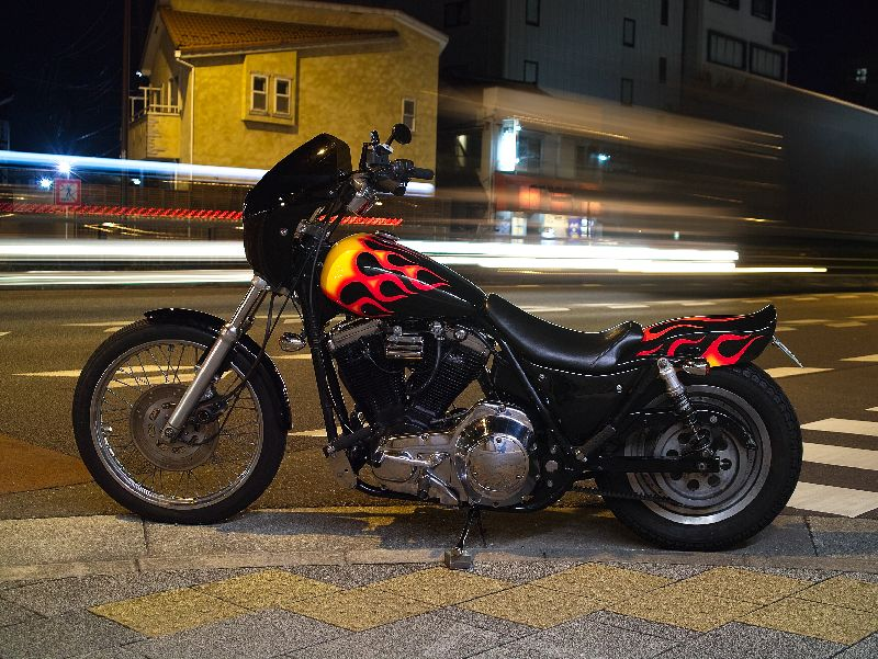 '89 FXLR