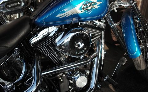 Sold out! '97 FXSTS